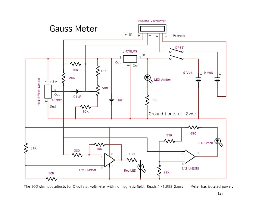 8118b552b7a How to build a gauss meter