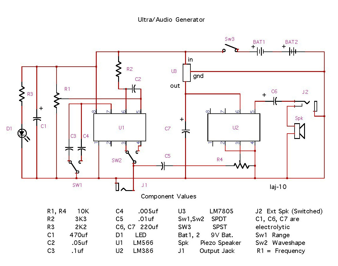 Wolfden Press Electronics Frequency Generator Circuit 555 Tone Thumbnail For The Schematic In Jpeg Format